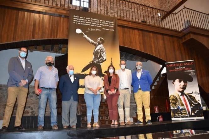 Cierra la exposición de 'El Gallo' en Talavera