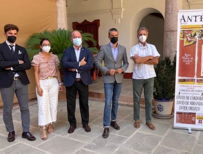 Javier Orozco tomará la alternativa en Antequera