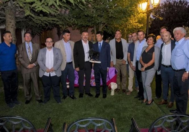 Los veterinarios de Cuenca reconocen a 'Extremo II'