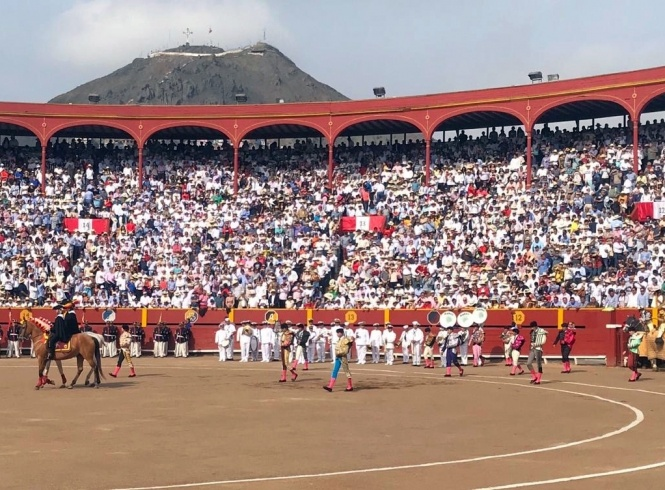 Roca Rey y Joaquín Galdós doblan presencia en Lima