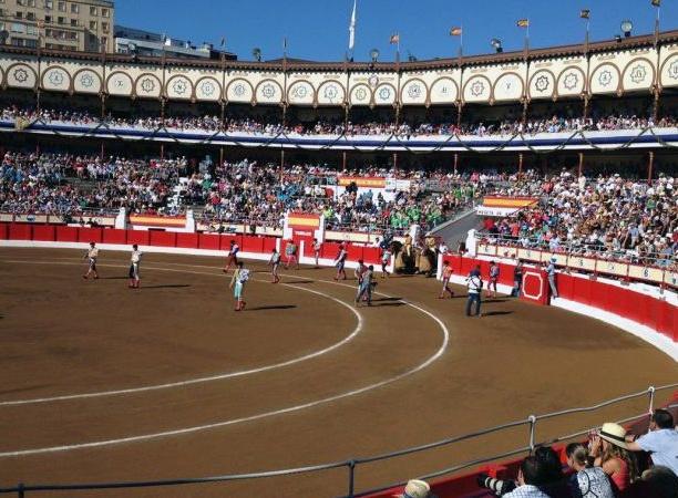 Santander saca a concurso el coso de Cuatro Caminos