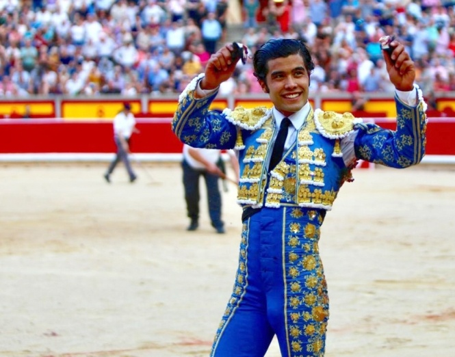 Triunfo festivo de San Román