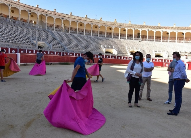 La Escuela Taurina de Albacete retoma las clases