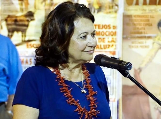 María Jesús Gualda, nueva presidenta de la AGL