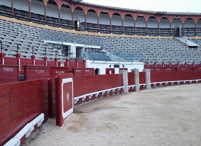 Toledo mide el nivel de sus novilleros