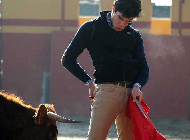 Tomás Rufo vuelve al campo tras la operación