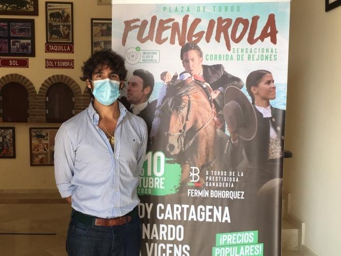Tauroemoción anuncia rejones en Fuengirola