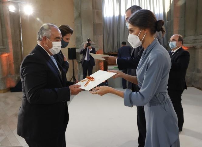 Hijosa recoge el Premio Nacional de Tauromaquia