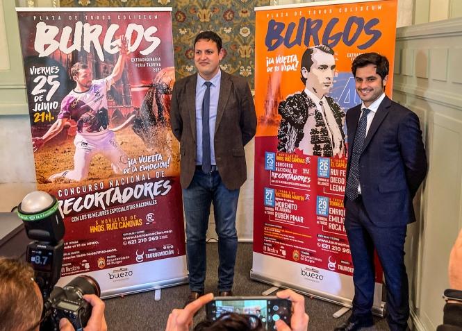 Los toros regresan a Burgos con una gran feria