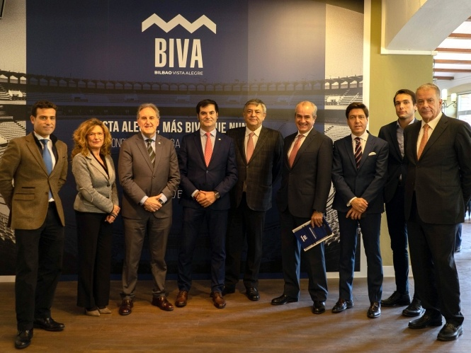 Bilbao presenta BIVA, la nueva plaza de Vista Alegre