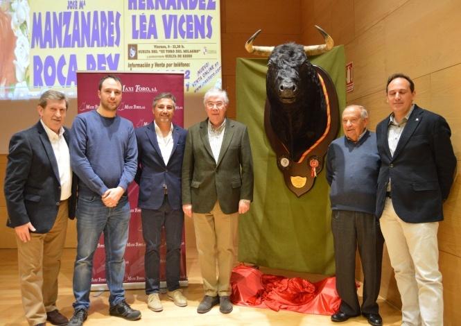 Maximino Pérez presenta un nuevo Milagro en Illescas