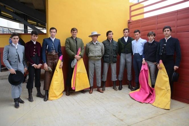 Tentadero solidario en Almodóvar del Campo