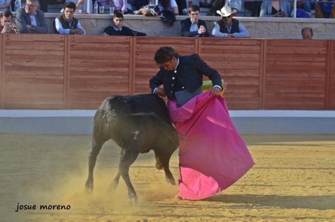 'Solalito' destaca en la mitad del 'Alfarero de Plata'