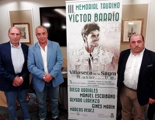 El III Memorial Víctor Barrio ya tiene cartel