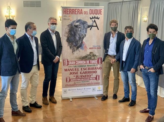Herrera del Duque anuncia a los 'victorinos'