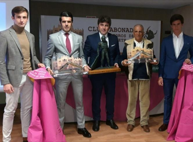 La afición de Albacete premia a los mejores