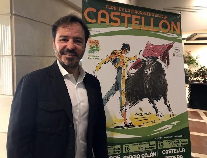 La Magdalena de Castellón ya tiene carteles