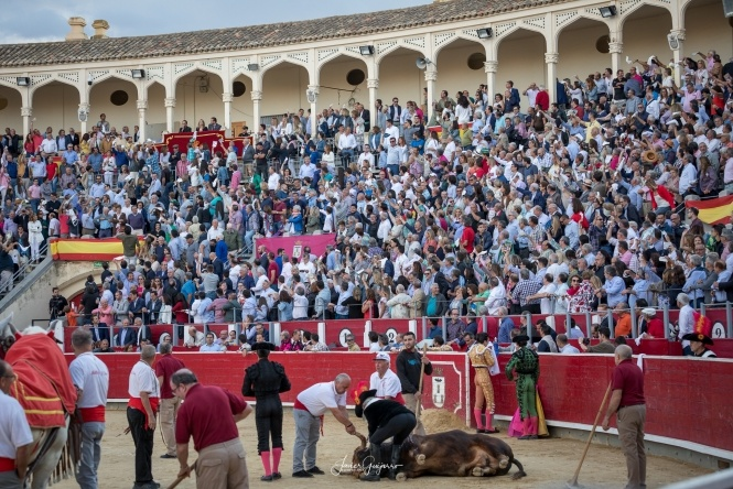 Albacete convoca un «paseo» en defensa del sector taurino