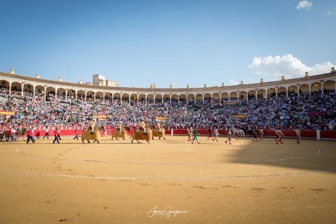 Ponce, Castella y Perera, en la Corrida de Asprona