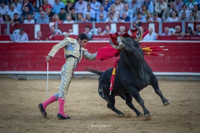Emilio de Justo honra la verdad del toreo