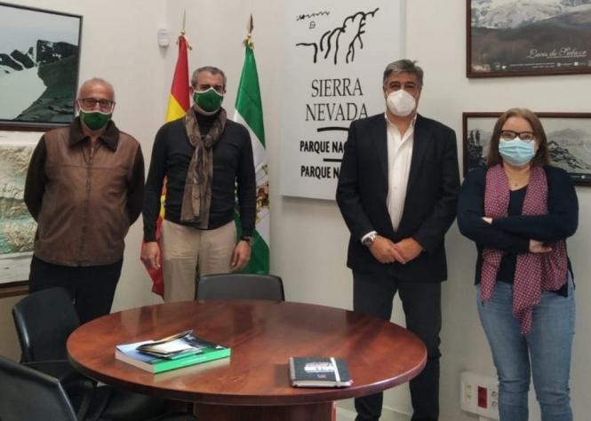 La FTL en Granada se reúne con Francisco Muñoz