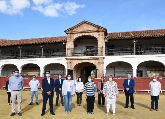 Ciudad Real rehabilitará la plaza de toros de Almadén