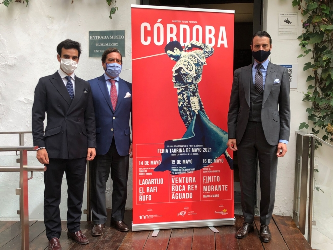 Córdoba anuncia un mano a mano entre Morante y Finito