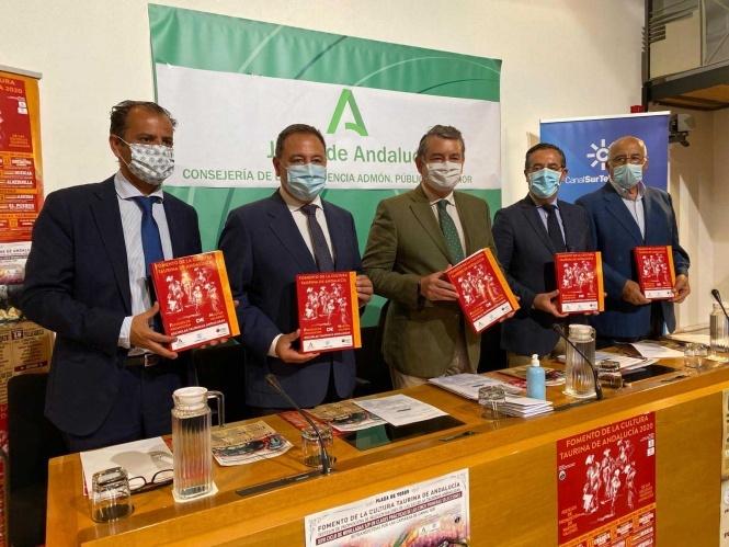Andalucía fomenta la cultura taurina