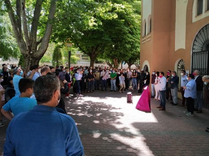 La Cuenca taurina sale a la calle para pedir «respeto»