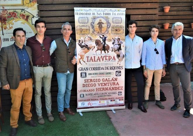 Rejones y novillada en el San Isidro de Talavera